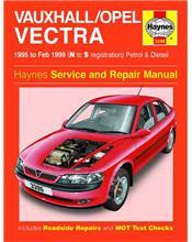 Vauxhall / Opel (Holden) Vectra Petrol & Diesel 1995 - 1999