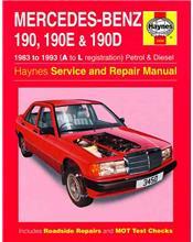 Mercedes-Benz 190, 190E & 190D Petrol & Diesel 1983 - 1993