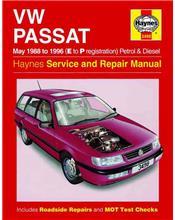 VW Volkswagen Passat Petrol & Diesel 1988 - 1996