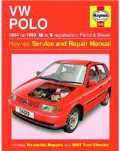 VW Volkswagen Polo Petrol & Diesel 1994 - 1999