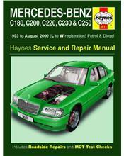 Mercedes Benz C Class (W202) Petrol & Diesel 1993 - 2000