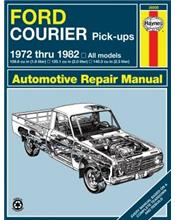 Ford Courier Pick-ups (Petrol) 1972 - 1982 Haynes Owners Service & Repair Manual