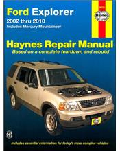 Ford Explorer & Mercury Mountaineer (Petrol) 2002 - 2010