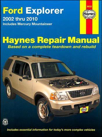 Ha 6 overhaul manual