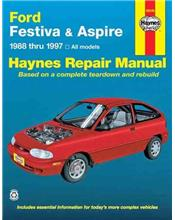 Ford Festiva & Aspire 1988 - 1997 Haynes Owners Service & Repair Manual