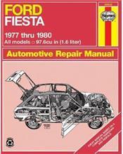 Ford Fiesta 1.6 litre 1977 - 1980 Haynes Owners Service & Repair Manual