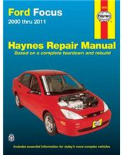 Ford Focus 2000 - 2011 Haynes Owners Service & Repair Manual (USA)