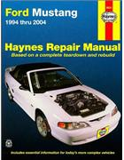 Ford Mustang 1994 - 2004 Haynes Owners Service & Repair Manual