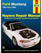 Ford Mustang 1994 - 2004 Haynes Owners Service & Repair Manual