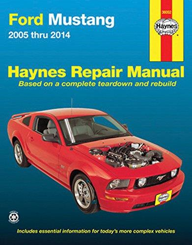Ford Mustang 2005 - 2014 Haynes Owners Service & Repair Manual