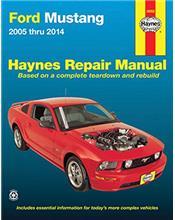Ford Mustang 2005 - 2014 Haynes Owners Service & Repair Manual