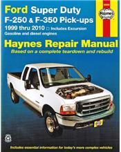 Ford Super Duty F-250 & F-350 Pick-ups (Petrol & Diesel) 1999 - 2010