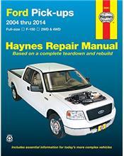 Ford F150 Pick-Ups (Petrol) 2004 - 2014 Haynes Owners Service & Repair Manual