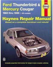 Ford Thunderbird & Mercury Cougar 1983 - 1988