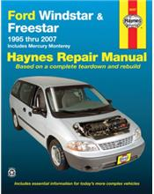 Ford Windstar 1995 - 2007 Haynes Owners Service & Repair Manual