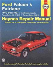 Ford Falcon XD XE & XF (6 cyl) Fairlane Series ZK & ZL 1979 - 1987