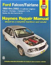 Ford Falcon/Fairlane AU Series 1998 - 2002 Haynes Owners Service & Repair Manual