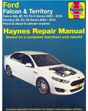 Ford Falcon BA, BF, FG & Territory SX & SY 2002 - 2014