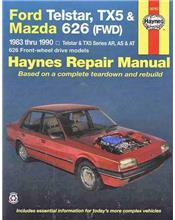 Ford Telstar TX5 & Mazda 626 FWD 1983 - 1990