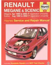 Renault Megane & Scenic Petrol & Diesel 1999 - 2002