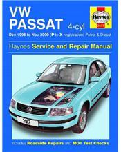 VW Volkswagen Passat (B5) Petrol & Diesel 1996 - 2000