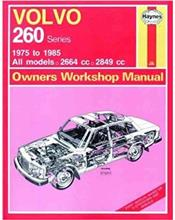 Volvo 260 Series 1975 - 1985 Haynes Owners Service & Repair Manual