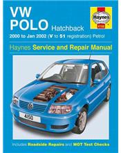 VW Volkswagen Polo Hatchback Petrol 2000 - 2002