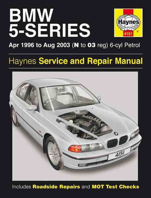 BMW 5 Series (E39) 6 Cylinder Petrol 1996 - 2003 - Front Cover