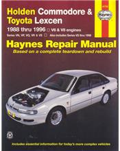 Holden Commodore VN, VP, VQ, VR & VS / Toyota Lexcen (V6 & V8) 1988 - 1996