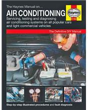 Air Conditioning Haynes Manual: Servicing, Testing & Diagnosis