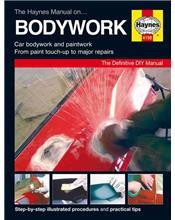 Car Bodywork and Paintwork Haynes Repair Manual