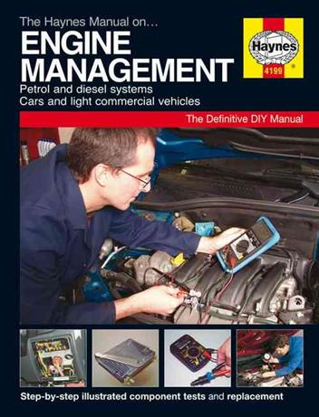 Engine Management Systems : Petrol & Diesel Systems Haynes Manual - Front Cover