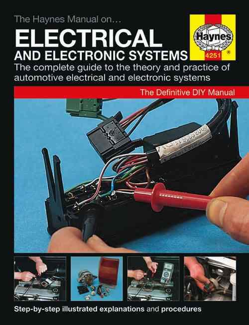 The Haynes Manual on Electrical and Electronic Systems - Front Cover