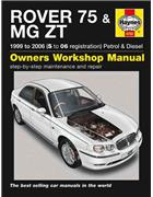 Rover 75 & MG ZT 1999 - 2006 Haynes Owners Service & Repair Manual