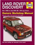 Land Rover Discovery Td5 Diesel (Series 2) 1998 - 2004