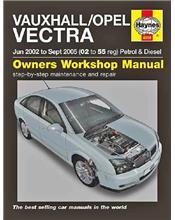 Vauxhall / Opel (Holden) Vectra Petrol & Diesel 2002 - 2005