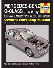 Mercedes Benz C-Class (W203) Petrol / Diesel 2000 - 2007