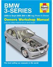 BMW 3 Series (E90) & Touring (E91) Petrol & Diesel 2005 - 2008