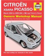 Citroen Xsara Picasso Petrol & Diesel 2004 - 2008