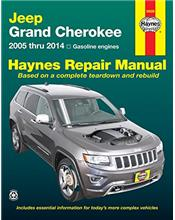 Jeep Grand Cherokee 2005 - 2014 Haynes Owners Service & Repair Manual