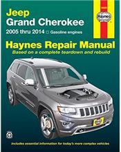 Jeep Grand Cherokee (Petrol) 2005 - 2014 Haynes Owners Service & Repair Manual