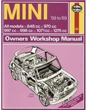 Mini 1959 - 1969 Haynes Owners Service & Repair Manual