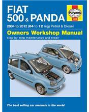 Fiat 500 & Panda Petrol & Diesel 2004 - 2012