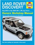 Land Rover Discovery (Series 3) Diesel 2004 - 2009