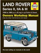 Land Rover Series 2, 2A & 3 1958 - 1985 (including County)