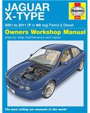 Jaguar X-type (Petrol & Diesel) 2001 - 2011