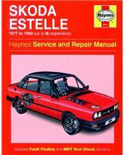 Skoda Estelle 1977 - 1989 Haynes Owners Service & Repair Manual
