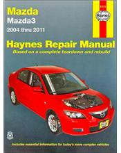Mazda3 2004 - 2011 Haynes Owners Service & Repair Manual