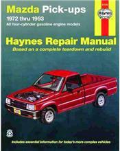 Mazda Pick-Ups (Petrol) 1972 - 1993 Haynes Owners Service & Repair Manual