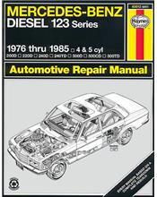 Mercedes-Benz Diesel 1976 - 1985 Haynes Owners Service & Repair Manual